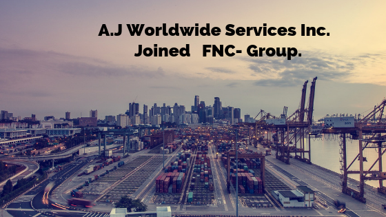A.J. Worldwide Services Inc. Joined FNC- Group.