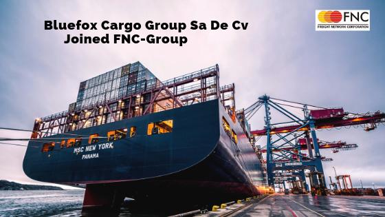 Bluefox Cargo Group Sa De Cv