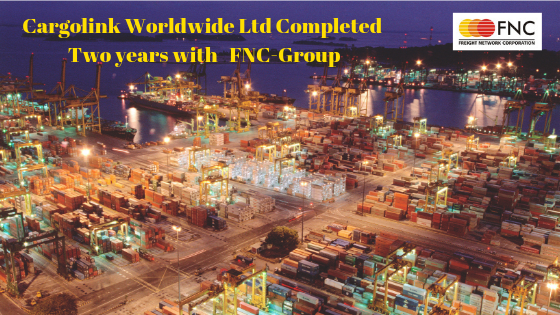 Cargolink Worldwide Ltd. Completed Two Years with FNC- Group