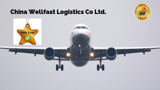 China Wellfast Logistics Co., Ltd.