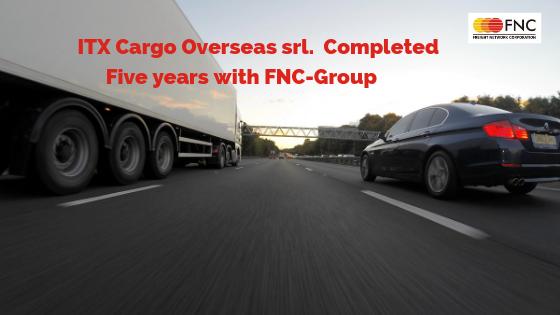 Itx Cargo Overseas Srl