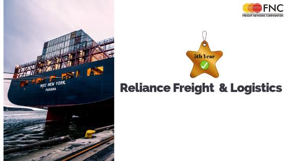 Reliance Freight & Logistics