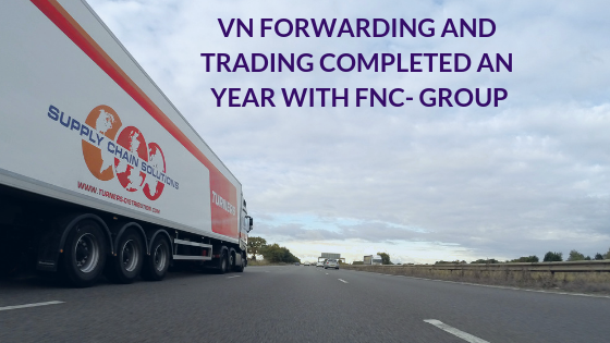 VN FORWARDING AND TRADING Completed An Year With FNC- Group