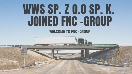WWS Sp. z o.o Sp. k. Joined FNC -Group