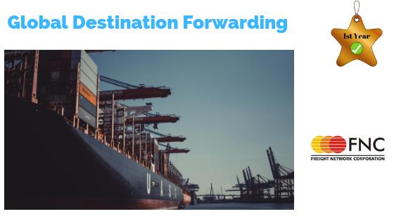 Global Destination Forwarding (1)