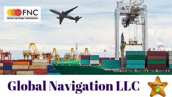 Global Navigation LLC  Working With FNC-Group since 2017