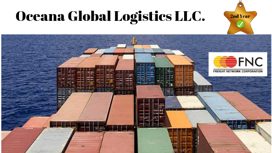 Oceana Global Logistics LLC. Completed Two Years With FNC Group…