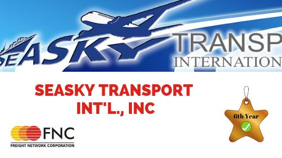 SEASKY TRANSPORT INT'L., INC
