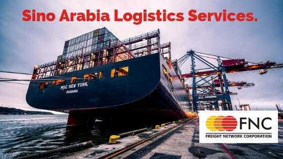 Sino Arabia Logistics Services.