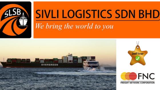 Sivli Logistics Sdn Bhd