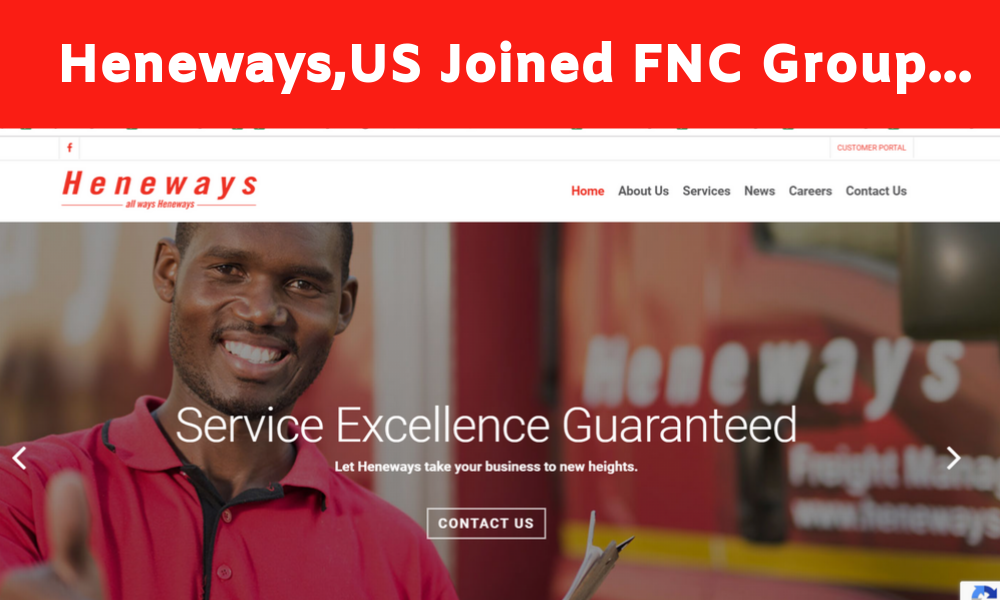 Heneways From US joined FNC Group Network…