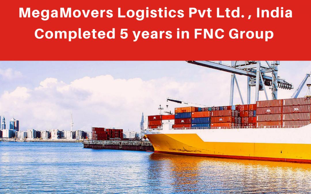 MegaMovers Logistics Pvt Ltd