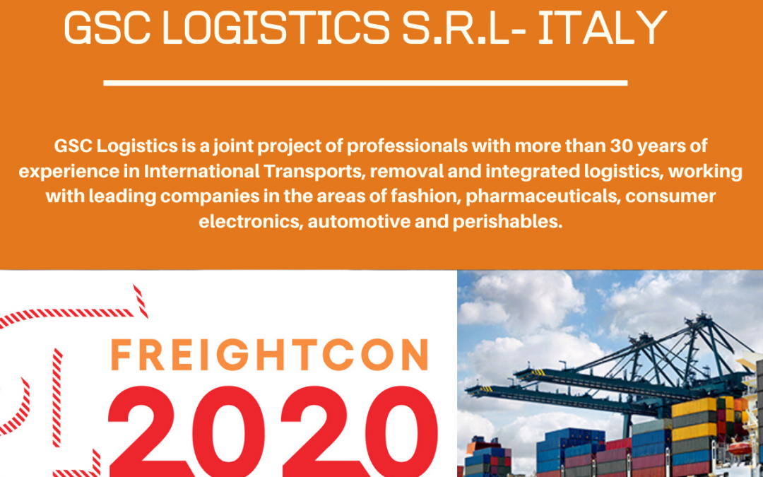 GSC Logistics S.r.l., Italy joined FNC Group Network.