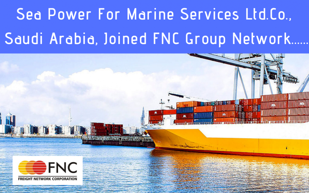 Sea Power For Marine Services Ltd.Co. joined FNC Group Network…