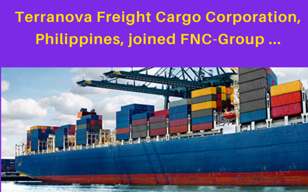 Terranova Freight Cargo Corporation (TFCC) joined the FNC Group.