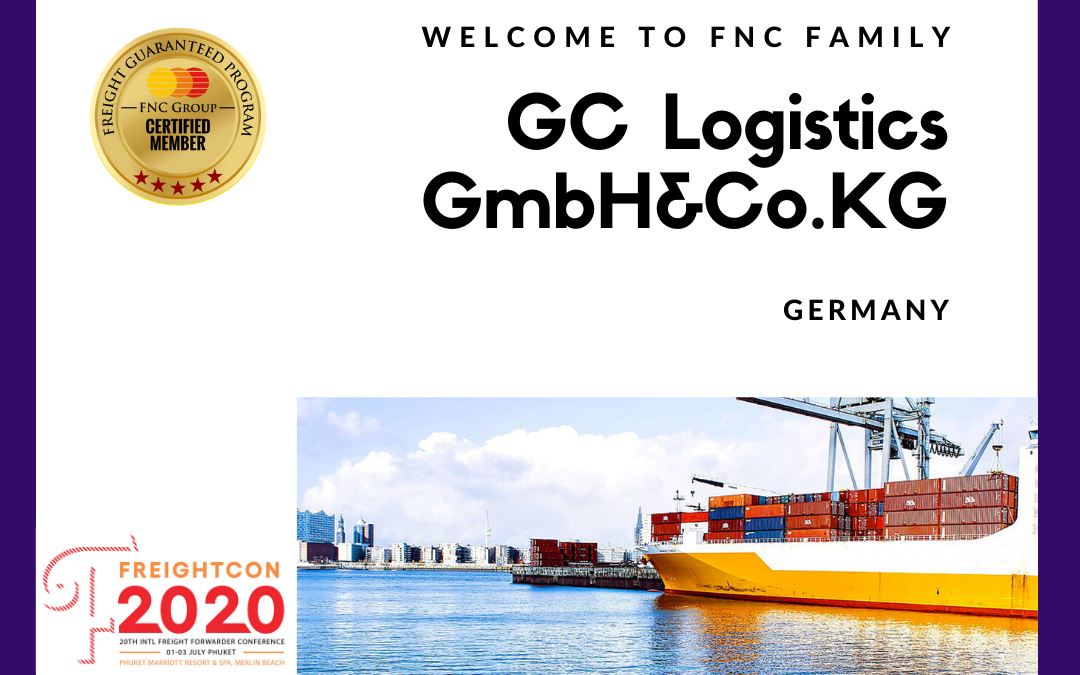 GC Logistics GmbH & Co. KG, Germany joined FNC Group Network.