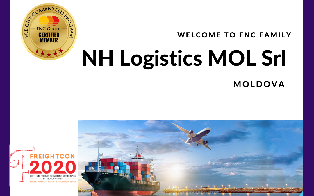 NH Logistics MOL Srl, Moldova joined FNC Group Network.