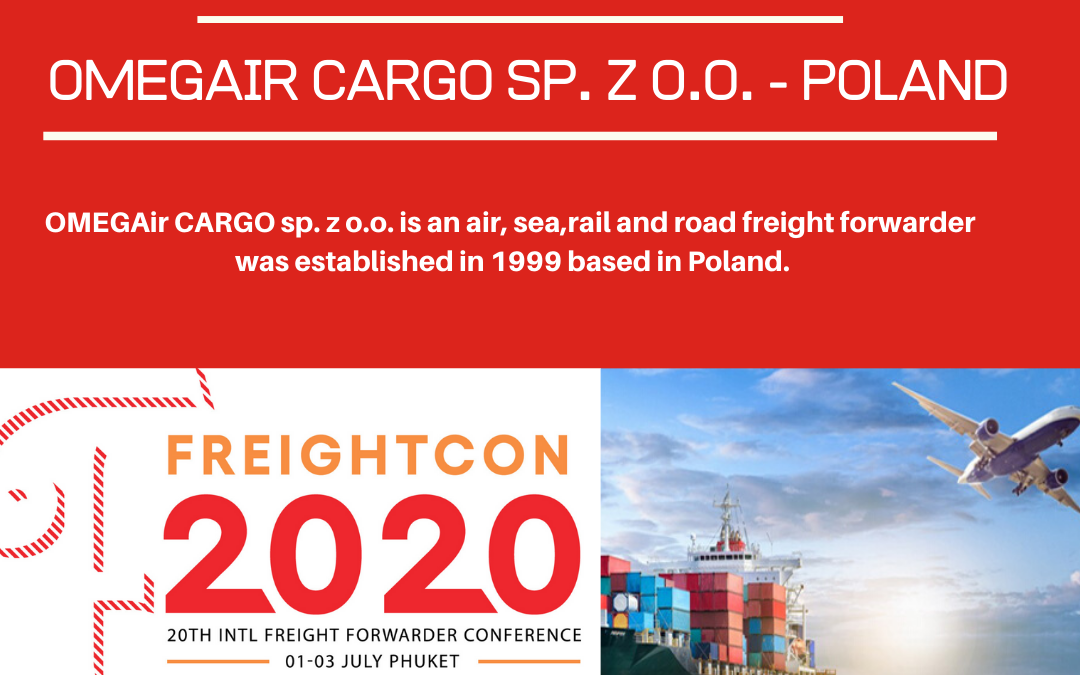 OMEGAir CARGO sp. z o.o.Poland, joined FNC Group Network…
