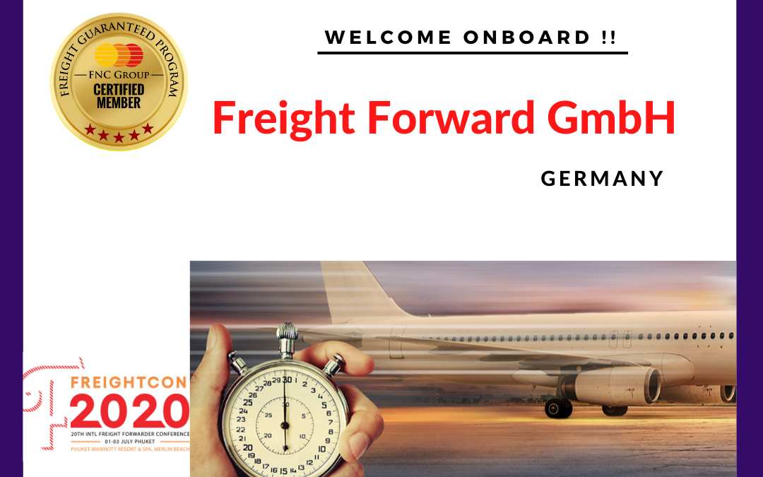 Welcome to FNC Group- Freight Forward GmbH, Germany