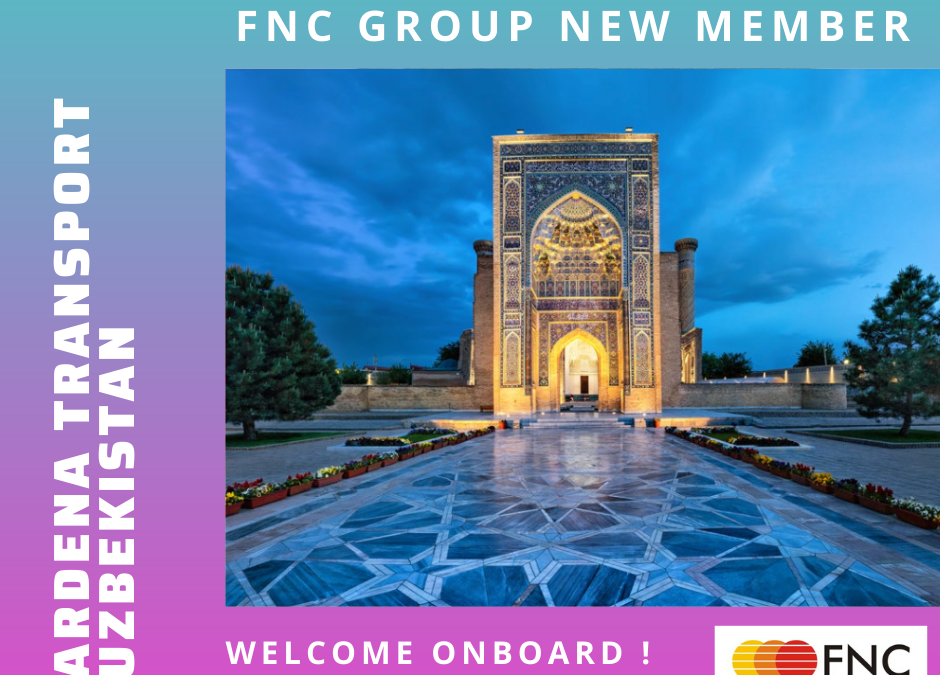 Welcome to FNC Group – Ardena Transport from Uzbekistan
