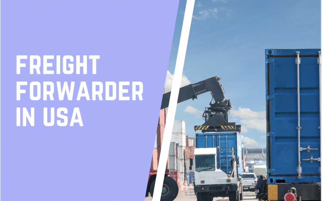 freight forwarder in usa
