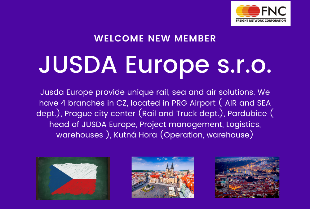 Welcome to FNC Group – JUSDA Europe s.r.o., Czech Republic.