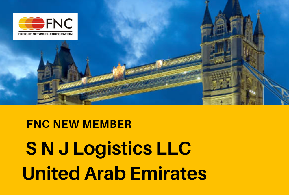S N J Logistics LLC, United Arab Emirates joined FNC Group.