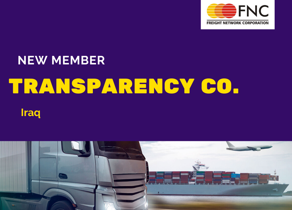 Transparency Co.Iraq  joined FNC Group…