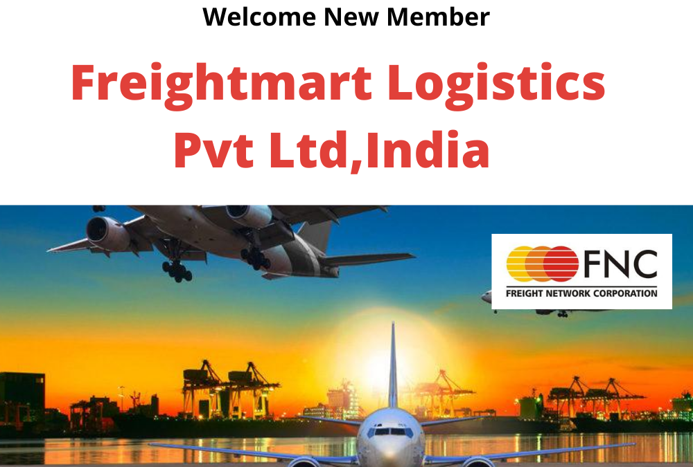 Freightmart Logistics Pvt Ltd, India joined FNC Group.