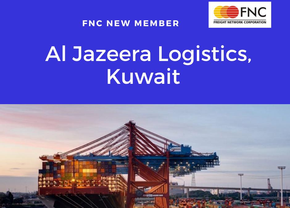 Welcome to FNC Family – Al Jazeera Logistics, Kuwait.