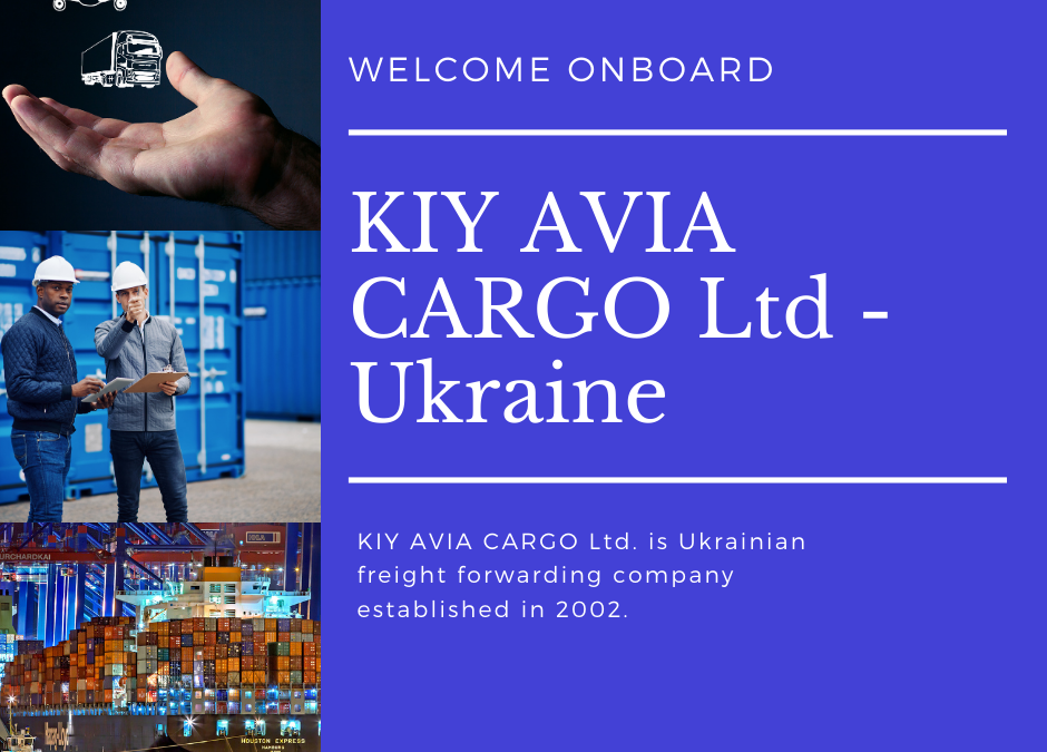 KIY AVIA CARGO Ltd, Ukraine joined FNC Group Network.