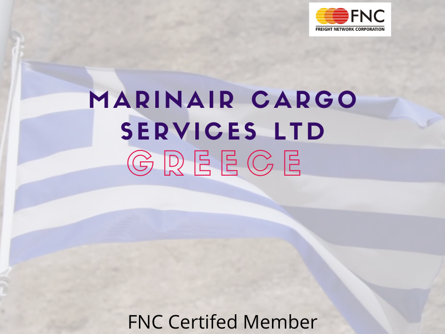 Marinair Cargo Services Ltd