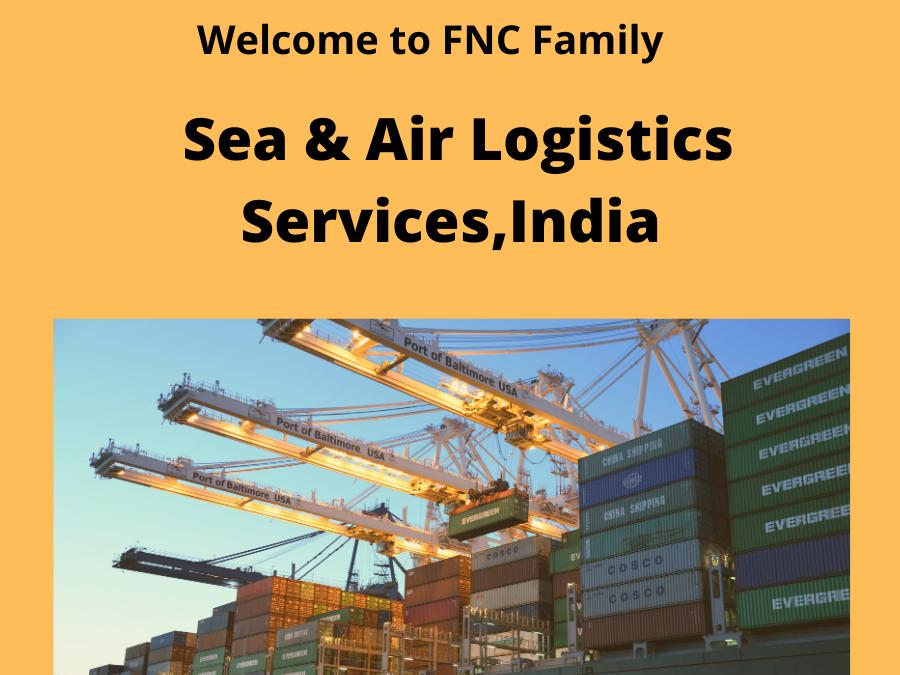 Sea & Air Logistics Services