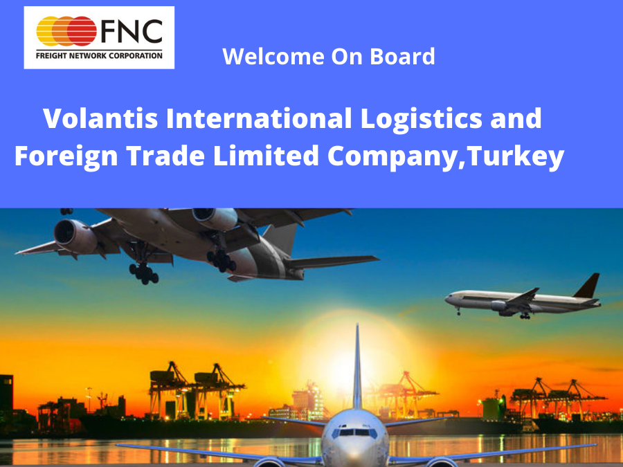 Welcome to FNC Group-Volantis International Logistics and Foreign Trade Limited Company, Turkey