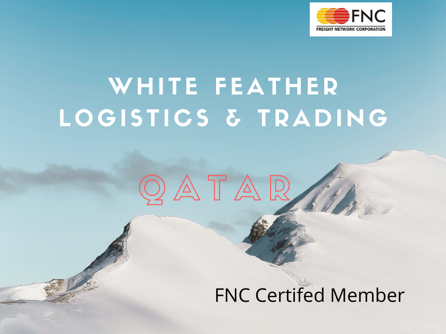 Welcome to FNC Family-White Feather Logistics & Trading, Qatar.