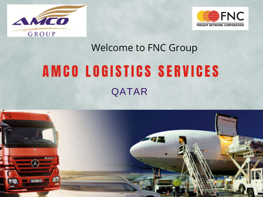 AMCO Logistics Services,Doha- Qatar Joined FNC Group Network.
