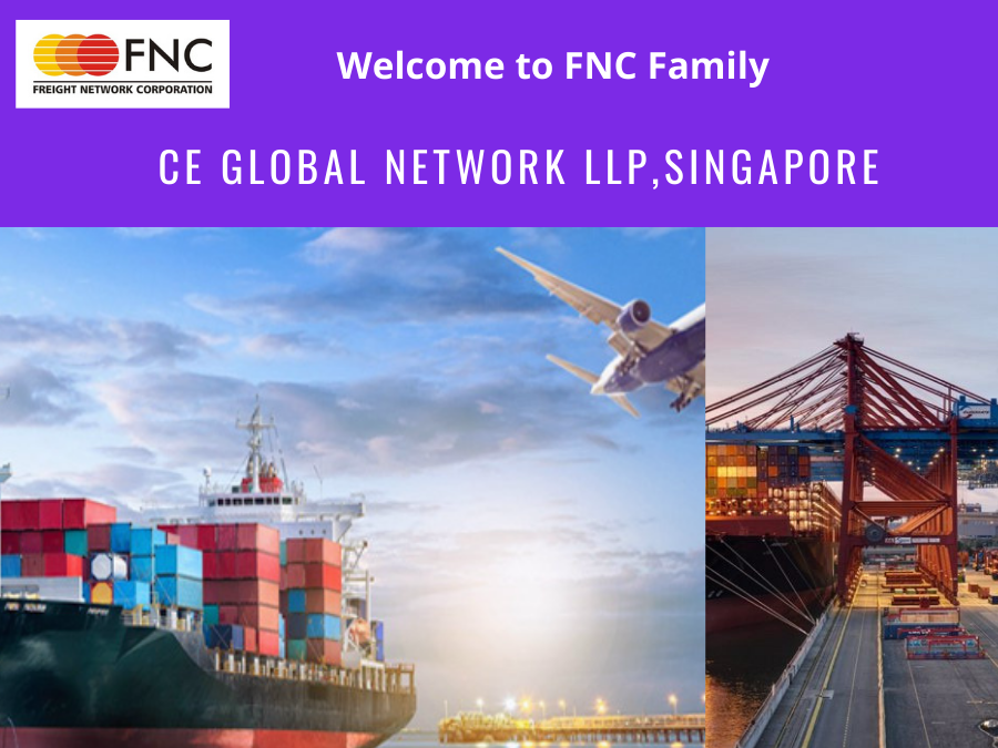 Welcome to FNC Group – CE GLOBAL NETWORK LLP, Singapore.