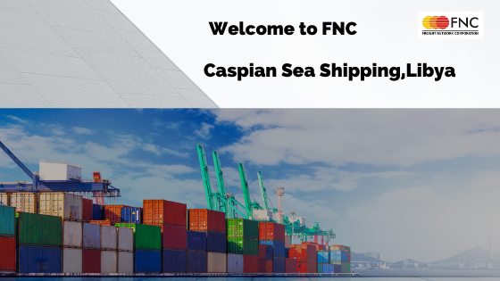 Please welcome our new FNC member- Caspian Sea Shipping, Libya.