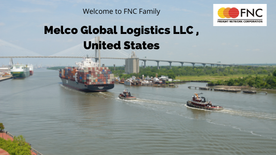 Welcome TO FNC Group – Melco Global Logistics LLC, United States.