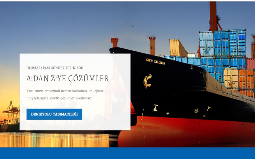 Welcome on board – Contmarine Global Forwarding AS, Turkey.